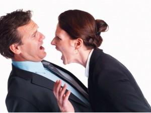 Bedrijfsongeval-agressie